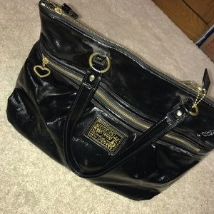 Handbags - Black COACH purse!